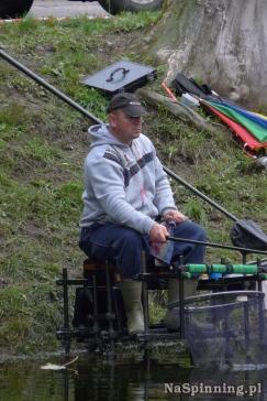 Wędkarstwo w czasie Dni Mateusza - XVI Puchar Ks. Dziekana